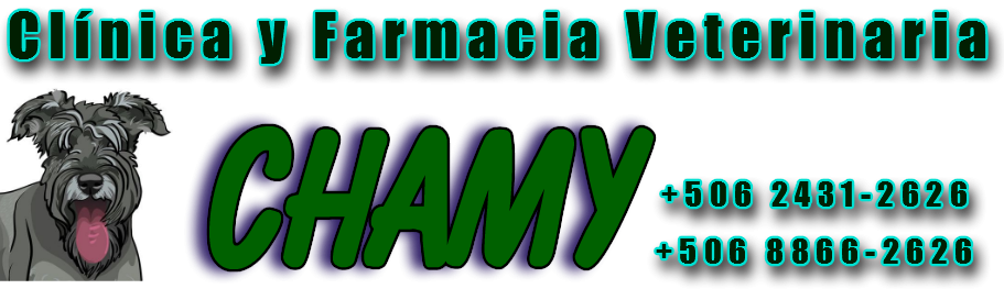 Clínica y Farmacia Veterinaria Chamy